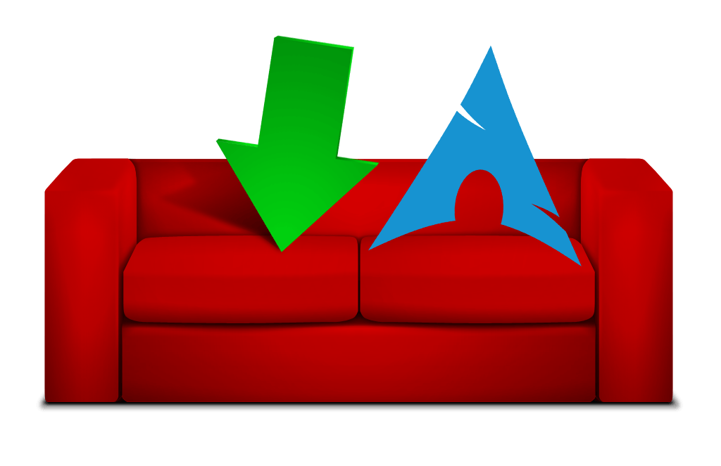 Install CouchPotato on Arch Linux