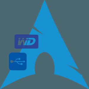 arch-linux-wd-usb