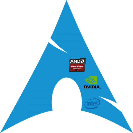 Install Radeon, Nvidia, Intel Video Drivers on Arch Linux