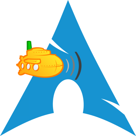 Subsonic Arch Linux logo