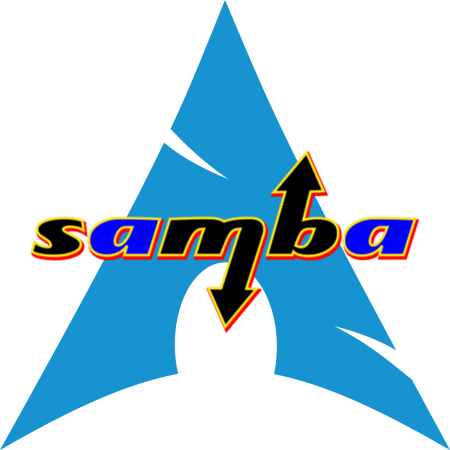 Install Samba on Arch Linux
