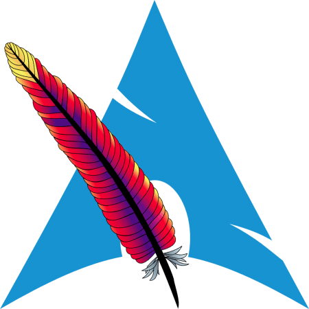 Configure Apache User Passwords on Arch Linux