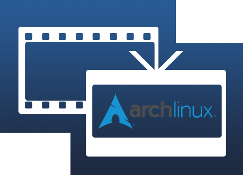 Install Emby Server / Media Browser Arch Linux