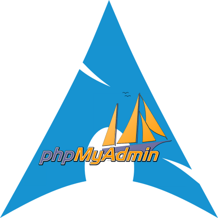 Install phpMyAdmin on Arch Linux