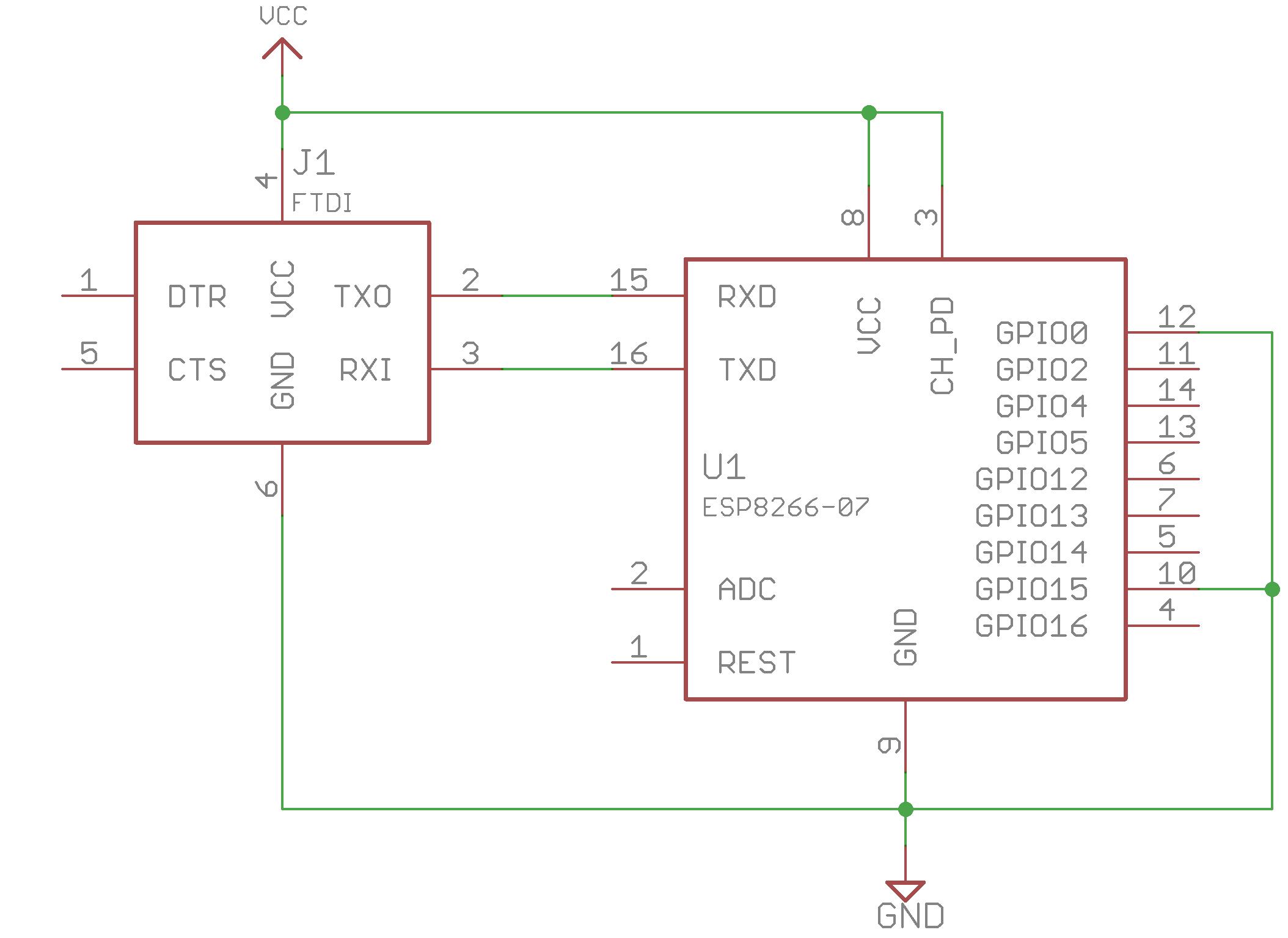 ESP8266: Flash Module Firmware | DominicM