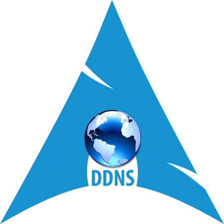 Setup Custom Dynamic DNS Service on Arch Linux