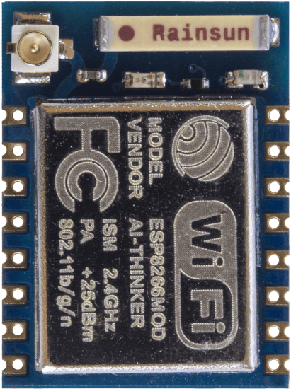 Send & Receive Data with ESP8266 Wi-Fi Module