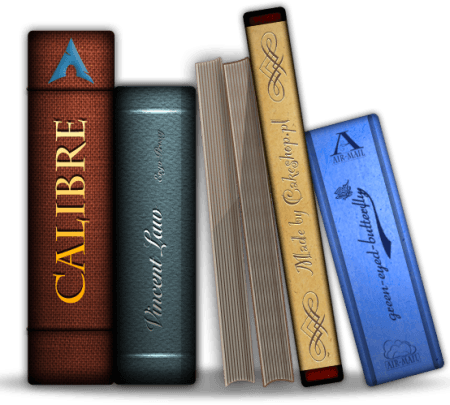 Install Calibre ebook managment software on Arch Linux
