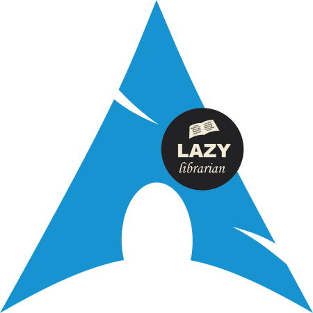 Install LazyLibrarian on Arch Linux