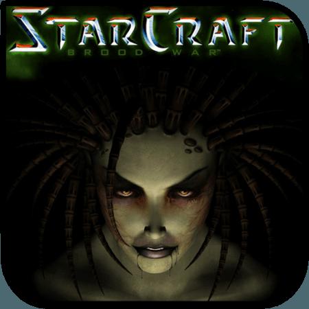 StarCraft: BroodWar logo