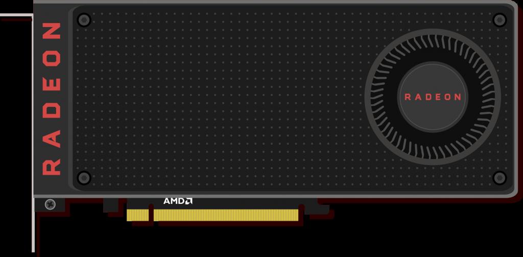 Radeon RX 480 GPU