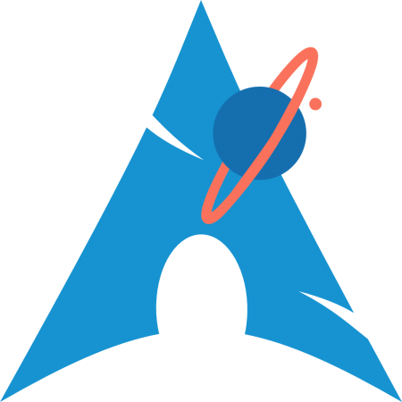 Pydio Arch Linux logo
