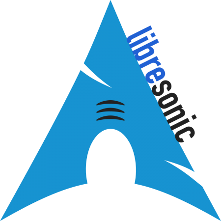 Libresonic Arch Linux logo